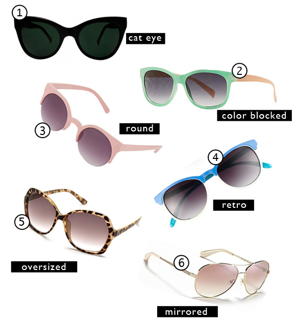 Channelign Contessa sunglasses